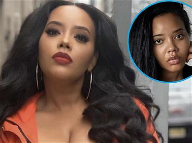 Angela Simmons Stuns Without Pants Or Makeup In Sizzling Snaps
