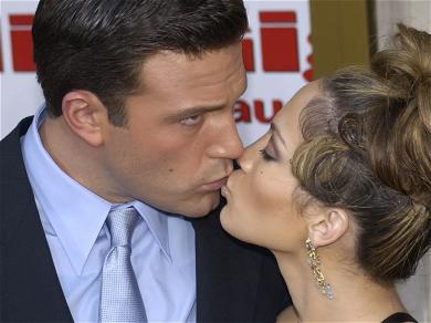 Ben Affleck Sent Jennifer Lopez Love Letters Sparking Back Up The Old Flame!