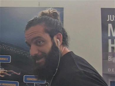 WWE Star Elias Hints at A-List Music Collaboration