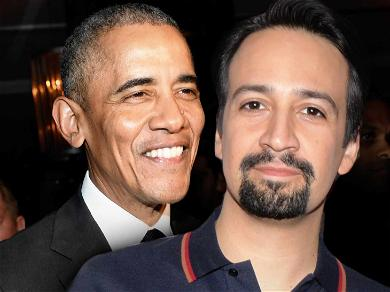 Barack Obama Drops Fire 'Hamilton' Track Just in Time for the Holidays