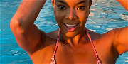 'Beyond Proud' Gabrielle Union's Hottest Pics Photographed By Her 13-Year-Old Daughter, Zaya