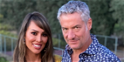 'RHOC' Star Kelly Dodd Hops On Private Jet With Husband Rick Leventhal