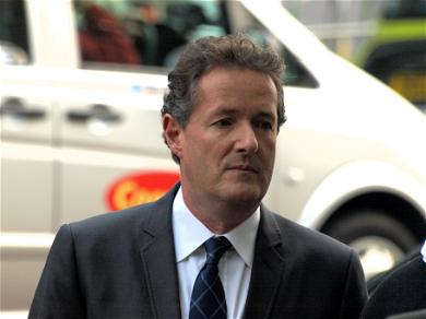 Piers Morgan Hits The Nail On The Head; Kanye West Being The Head!