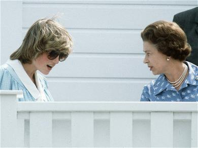 What Did Princess Diana and Queen Elizabeth II Once Argue Over?