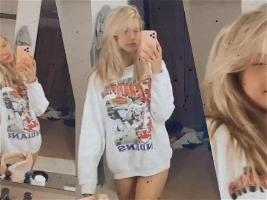 Josie Canseco Teases Fans With Pantless Selfie After Logan Paul Romance Goes Public