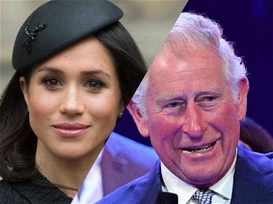 Meghan Markle Asked Prince Charles to Walk Her Down the Aisle