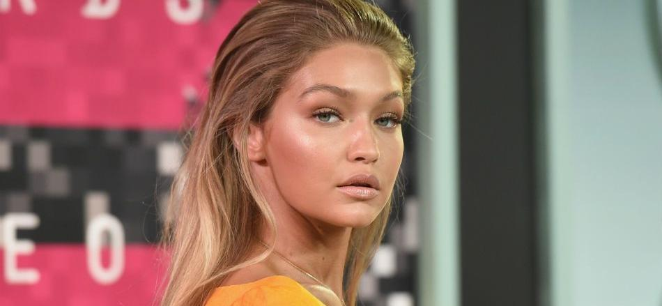 Gigi Hadid Lets It All Hang Out In Rainbow Bikini – Then Goes Topless