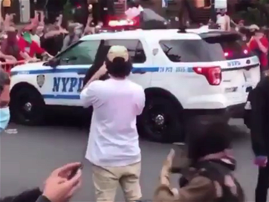 Snoop Dogg, Cardi B React To Shocking Video Of NYPD Officer Running Over Protestors