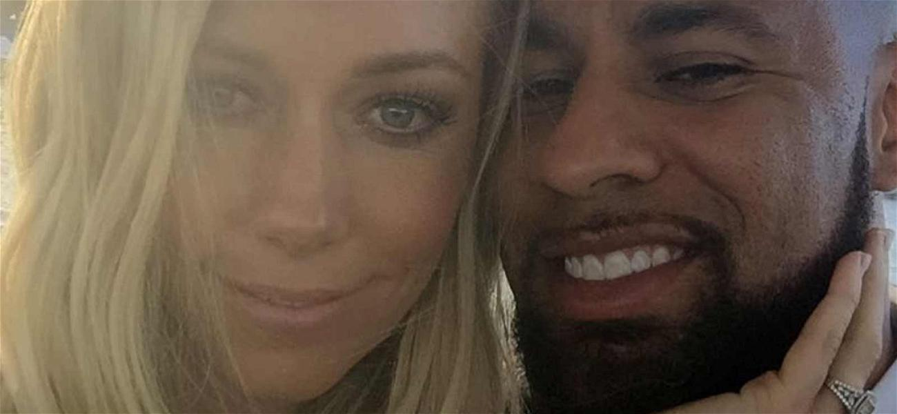 Kendra Wilkinson and Hank Baskett 'Attempting to Work Things Out'