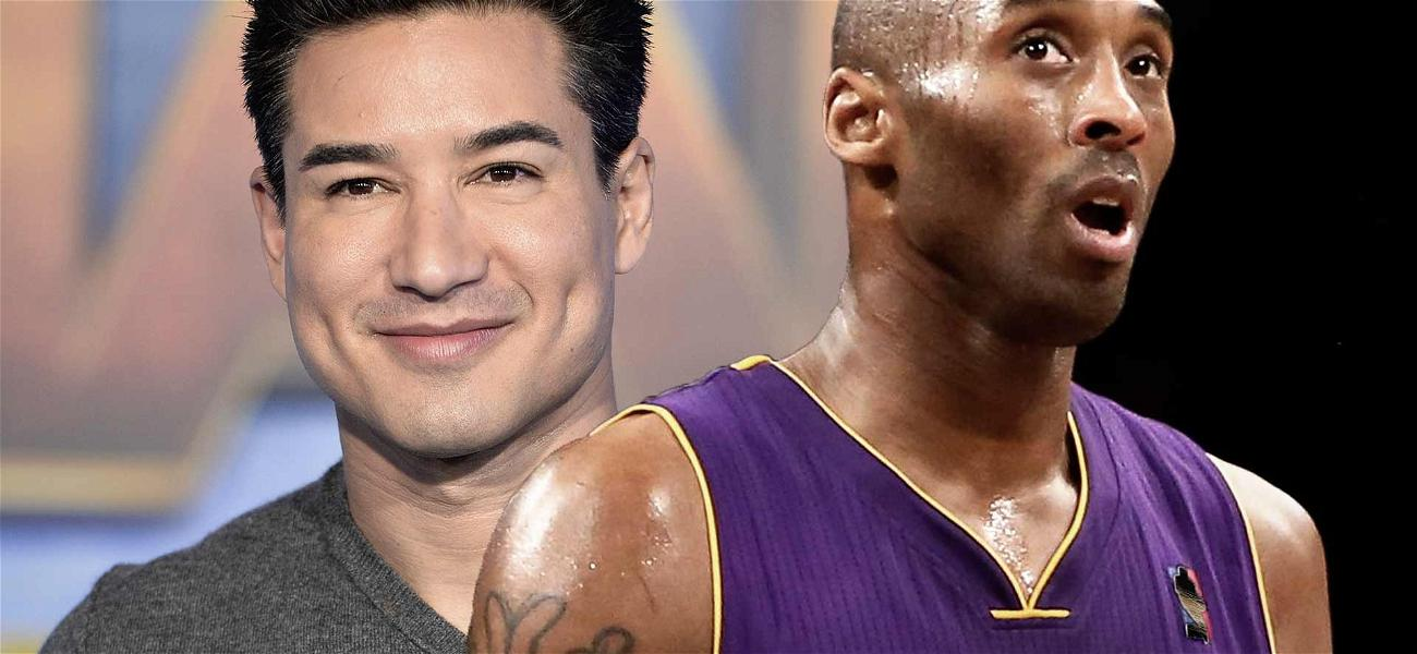Mario Lopez Faces Backlash Over Kobe Bryant Meme: 'Too Soon!'
