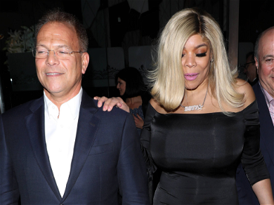 Wendy Williams Has Power Dinner With Hollywood Television Moguls