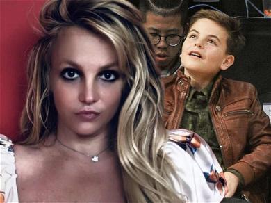 Britney Spears Breaks Silence Following Son Jayden's #FreeBritney Video