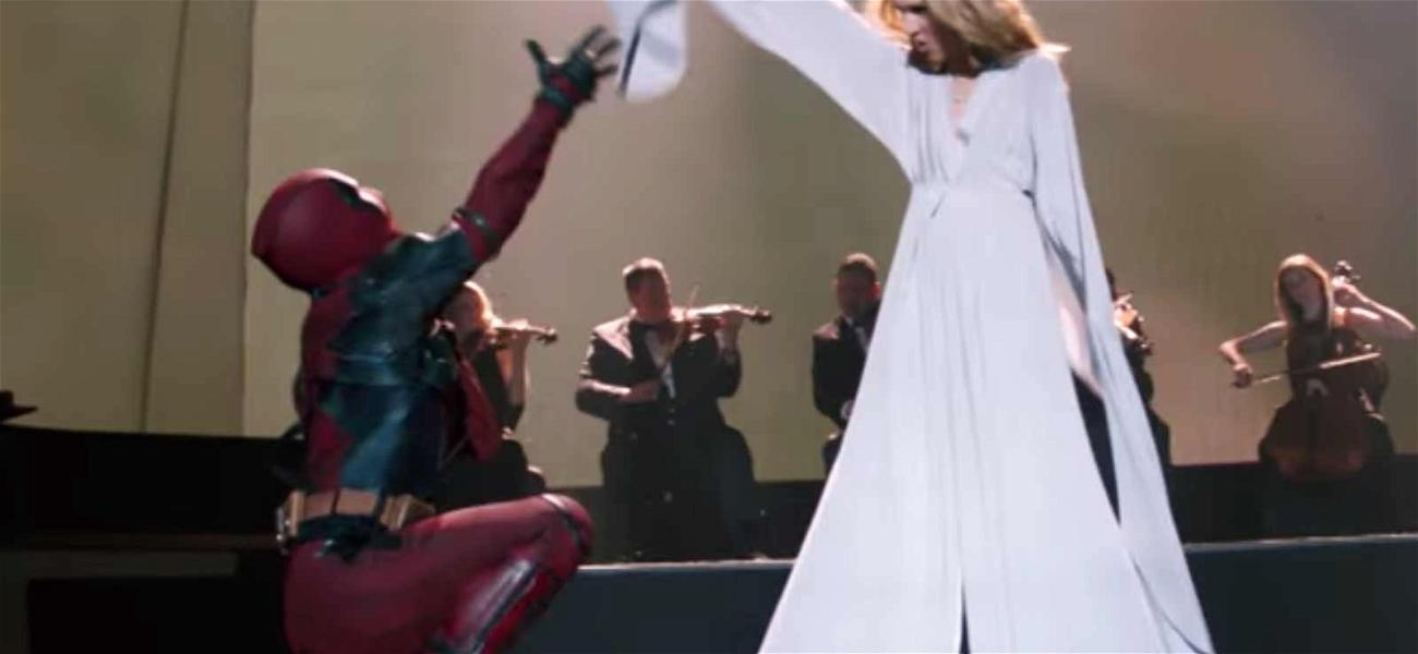 Deadpool Dances Like Nobody's Watching In New Céline Dion Ballad