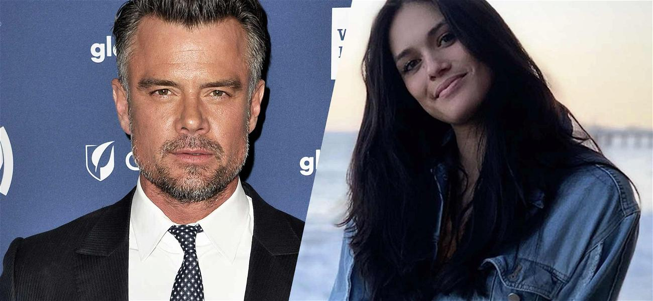 Josh Duhamel Spotted Holding Hands With New Girlfriend After Finalizing Divorce With Fergie