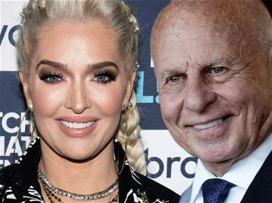 'RHOBH' Star Erika Jayne Could Be Fired From Show Amid Embezzlement Claims