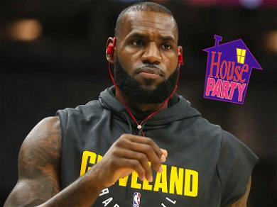 LeBron James Is Bringing Back 'House Party' Because There Is Nothing He Can't Do