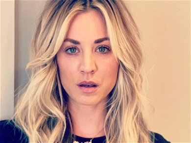 Kaley Cuoco Looks Regal AF Flaunting Her Gorgeous Mare