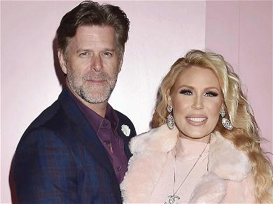 'RHOC' Star Gretchen Rossi Gives Birth to Daughter, Has Glam Squad on Standby