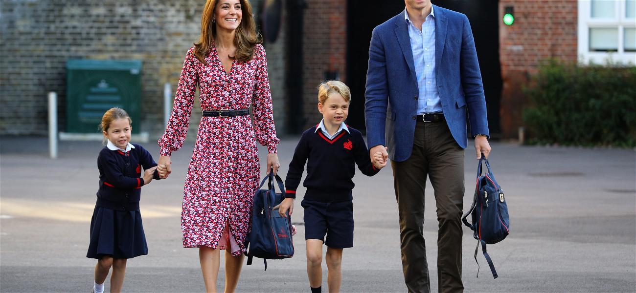 Kate Middleton Won't Be Having Any More Kids, Blames Prince William
