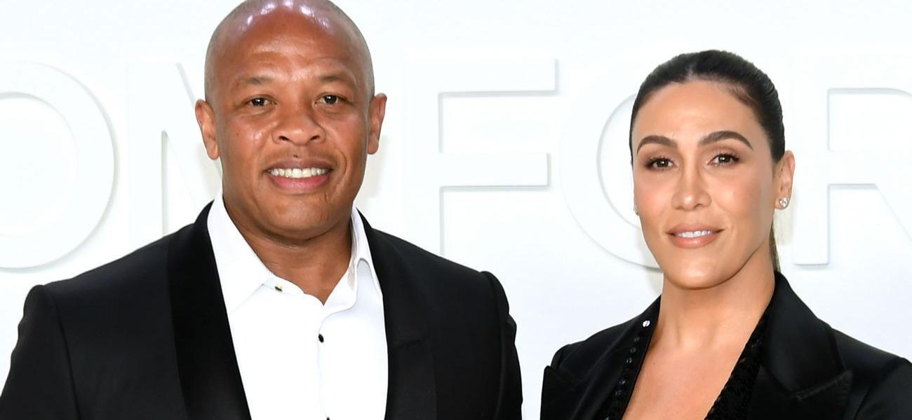 Dr. Dre's Estranged Wife Nicole Young Accuses Him Of Trying To 'Starve Her Out'