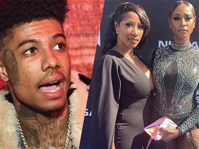 Rapper BlueFace Has Blowout Fight With His Family, Cops Rush to the Scene