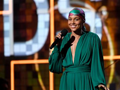 Alicia Keys Makes Some Great Points About Gender Stereotypes After Her Son Is Afraid To Get A Manicure