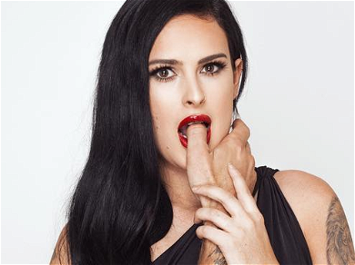 Rumer Willis Bends Over In G-String With Explicit Caption