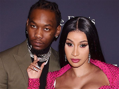 Rapper Offset Spotted For First Time Since Cardi B Filed For Divorce