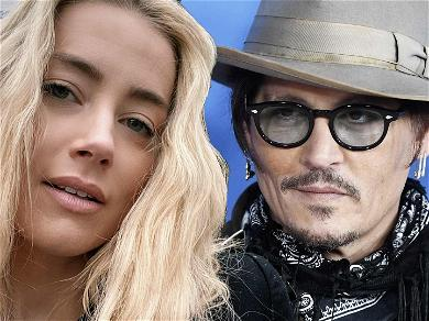 Amber Heard Gets Down In The Kitchen Amid Johnny Depp Legal Battle