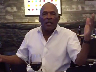 OJ Simpson Picked Up Andrew Luck In Fantasy Football Minutes Before He Retired