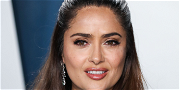 Salma Hayek Shows Off Her Wet & Wild Sunday Vibes With Piscina Pic