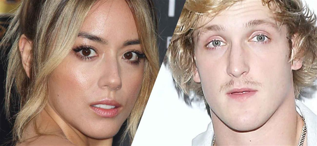 Logan Paul May Be Back With Chloe Bennet After She Drops Major Clue to Relationship
