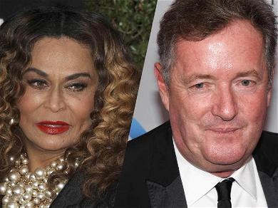 Beyonce's Mom Tina Knowles Rips Piers Morgan Over His Meghan Markle Rant