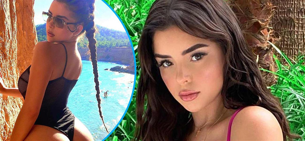 Demi Rose Shares Bootiful Snap While Preaching the Importance Of Self-Love