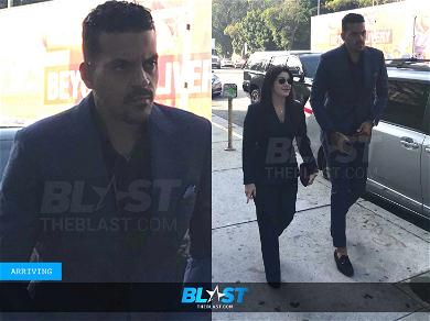 Matt Barnes Shows Up to Testify Against Gloria Govan, Hopefully Settle Custody Once and For All