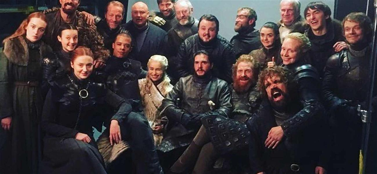 Emilia Clarke Shares Heartfelt Post Ahead of 'Game of Thrones' Finale: 'And Now Our Watch Has Ended'