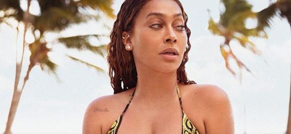La La Anthony's Bikini Beach Photos Have Fans Calling Her Beyonce