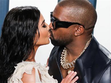 Kim Kardashian & Kanye West Have Been Living 'Separate Lives' For Months