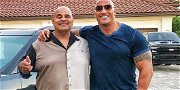 The Rock Says His Dad Was 'Ripped Away' Without Warning