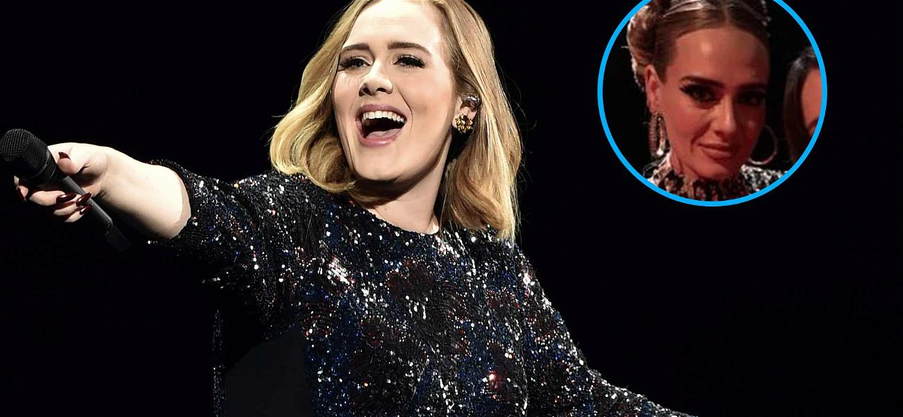 Adele Looks Fantastically Slim In Secret Photo From Jay-Z & Beyonce's Oscars After-Party