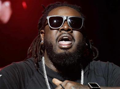 T-Pain Sues Former Personal Manager for $1 Million