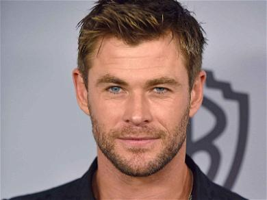 Chris Hemsworth Holding a Koala Is The Cutest Pic You'll See Today