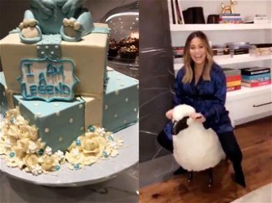 Chrissy Teigen's Baby Shower with Kim Kardashian Was Fit For a Legend