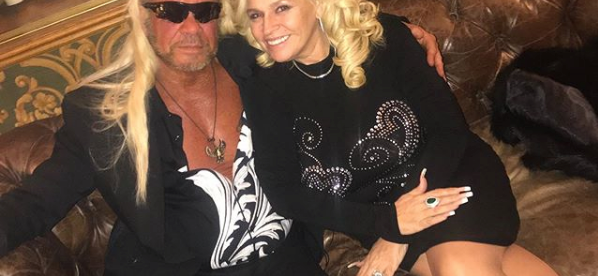 Beth Chapman's Daughter Shared A Photo From Her Mom's Hospital Bedside