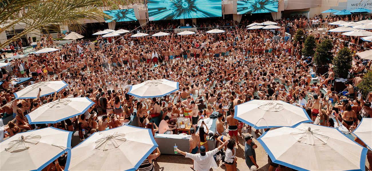 Las Vegas' Hottest Pool 'Wet Republic' Is About To Become Even HOTTER!
