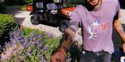 Gigi Hadid and Zayn Malik: Life Is a Garden