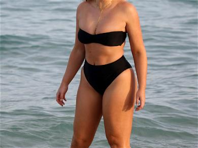 Iskra Lawrence Stuns Us Again in Miami