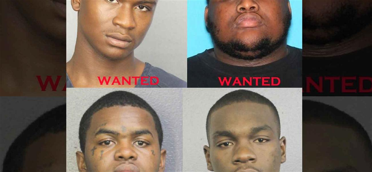 4 Men Indicted for XXXTentacion Murder, Cops Still Searching for Alleged Killers
