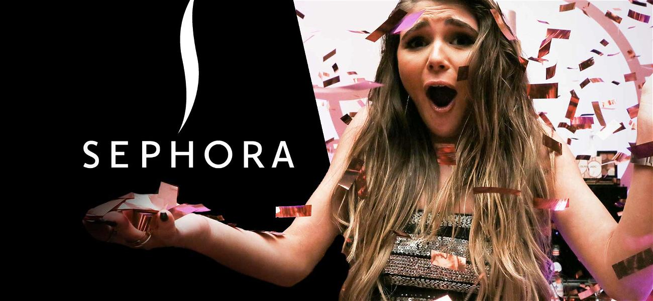Olivia Jade Dropped By Sephora Amid College Bribery Scandal