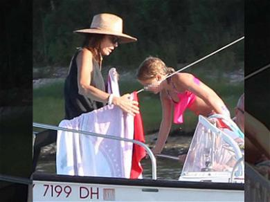 Bethenny Frankel Boating With Daughter After Jason Hoppy Questions 'Dangerous' Parenting